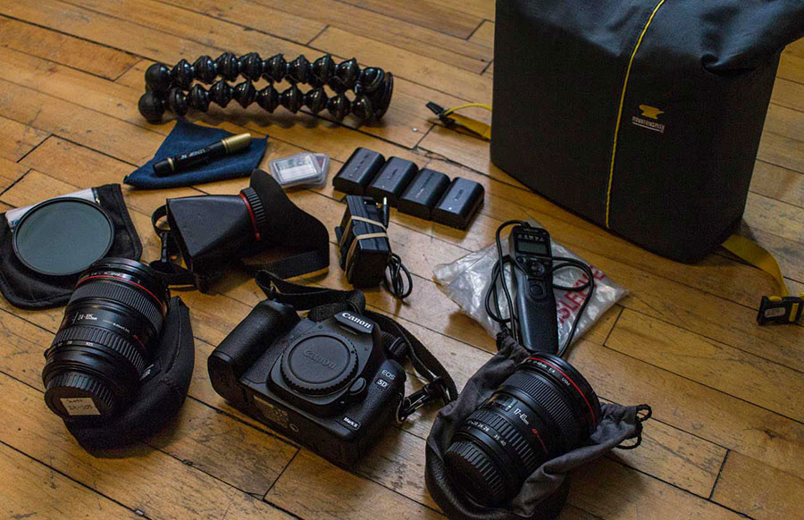 Best Camera Inserts for non-Camera Bags