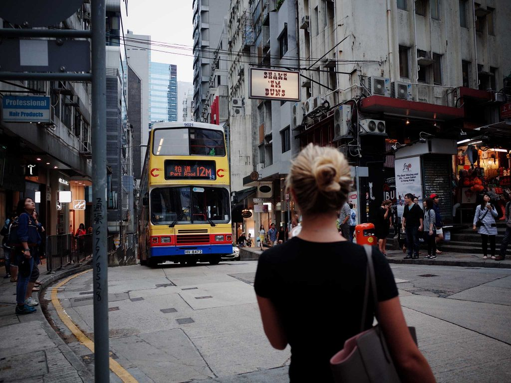 Ricoh GR, shooting the streets of Hong Kong.