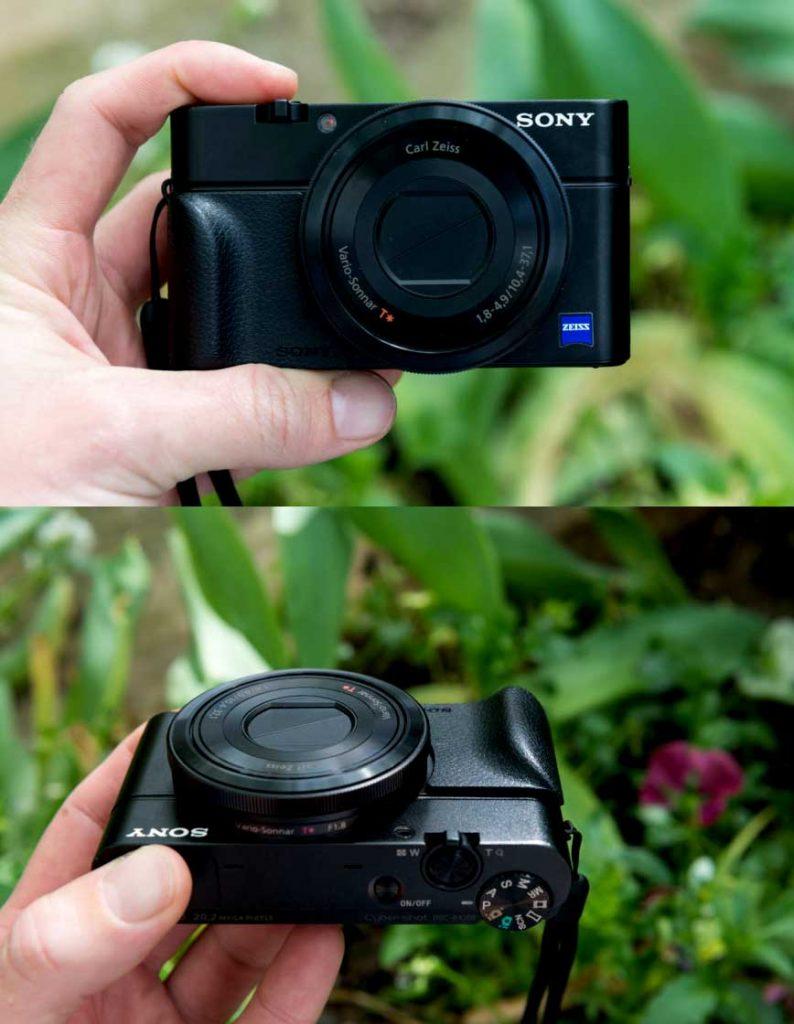 Sony AGR2 grip for RX100 VII VI