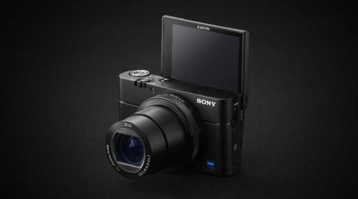 Sony RX100 M5 - best vlogging camera of 2018