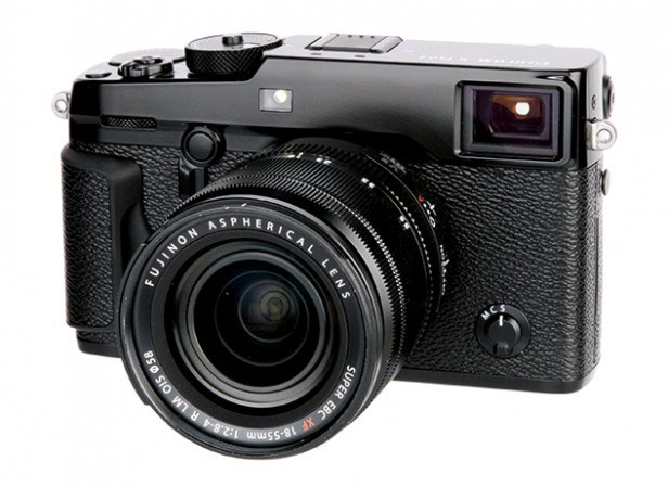 Fuji 18-55mm on X-Pro2