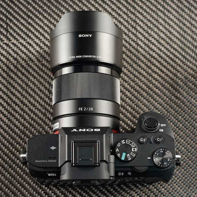The Sony FE 28mm f/2 + wide-angle adapter: The poor man's