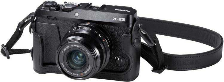 Compact powerhouse: The best accessories for your Fuji X-E3