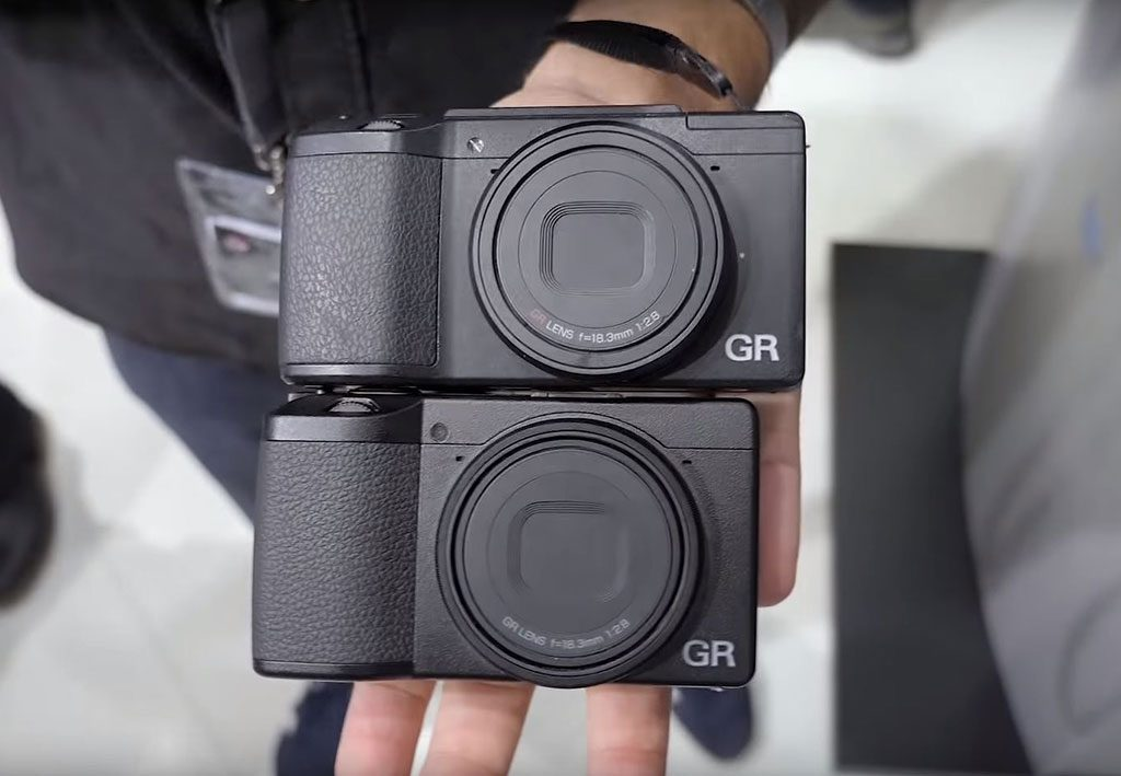 Ricoh GR III announced! Coming in 2019!