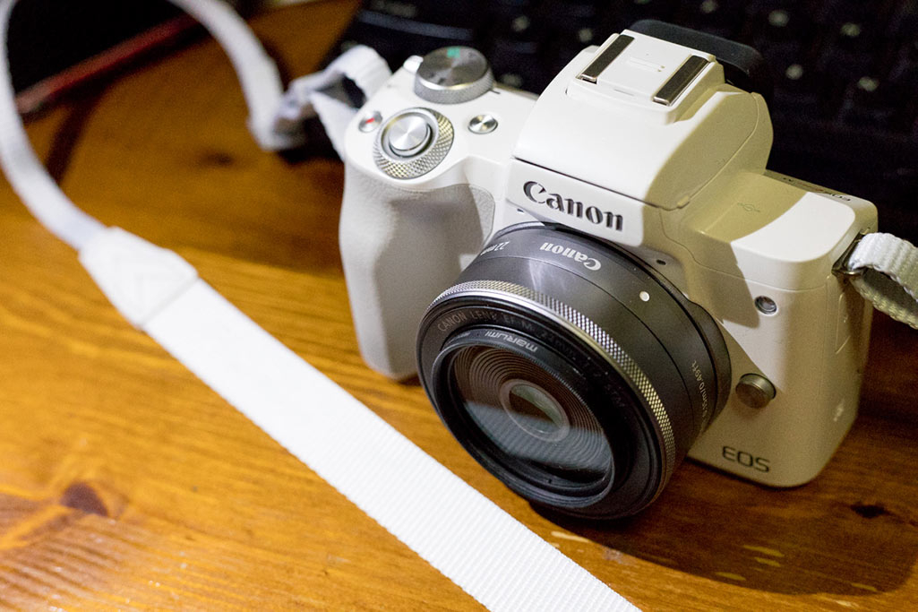 Best lenses for the Canon EOS M50