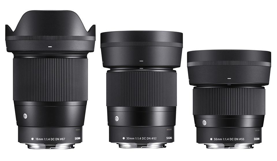 Sigma prime lenses for Canon M50, M6, M7, M5, M200