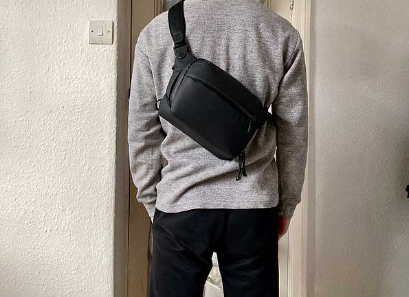 Peak Design Sling 3L v2 camera bag for small mirrorless cameras