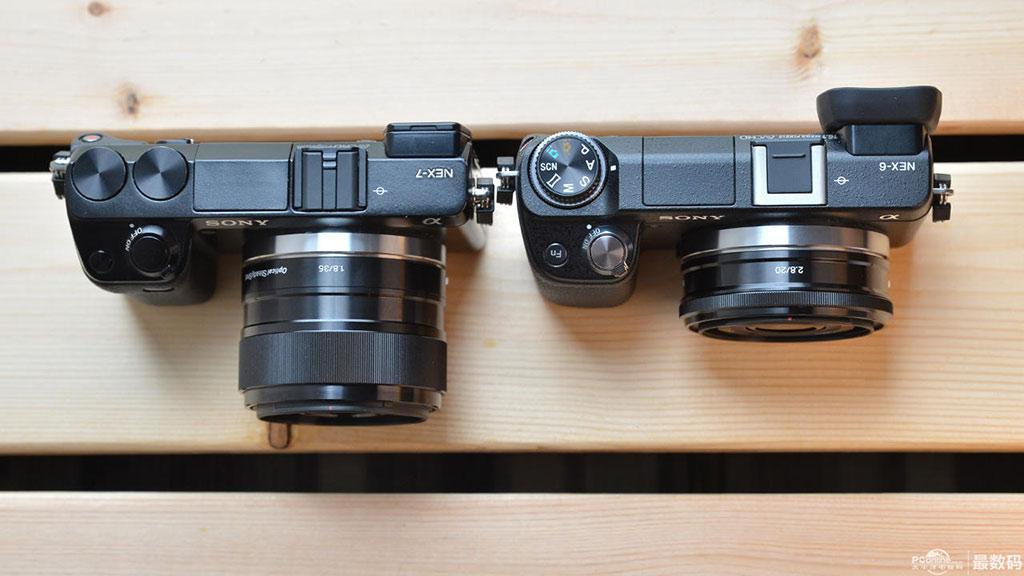 Smallest lenses for Sony APS-C E-mount