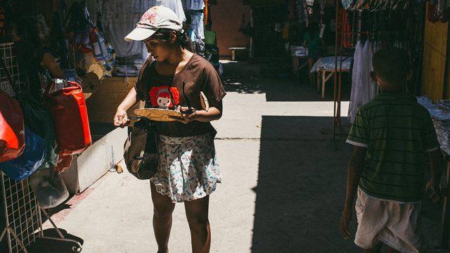 Sony pancake lens for street photography